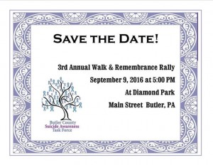 Remembrance Rally